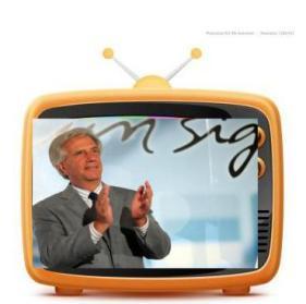 Tabare_en_television
